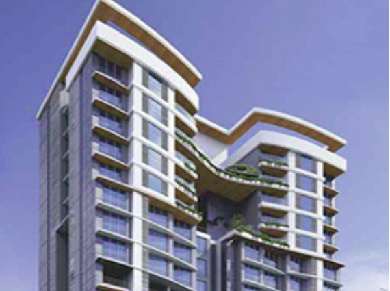luxury residential apartments khar