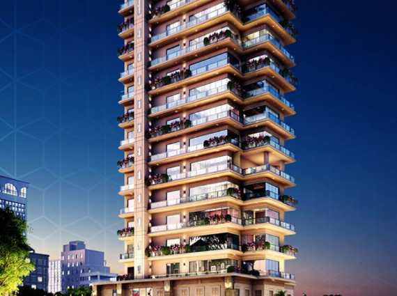 high rise residences bandra west
