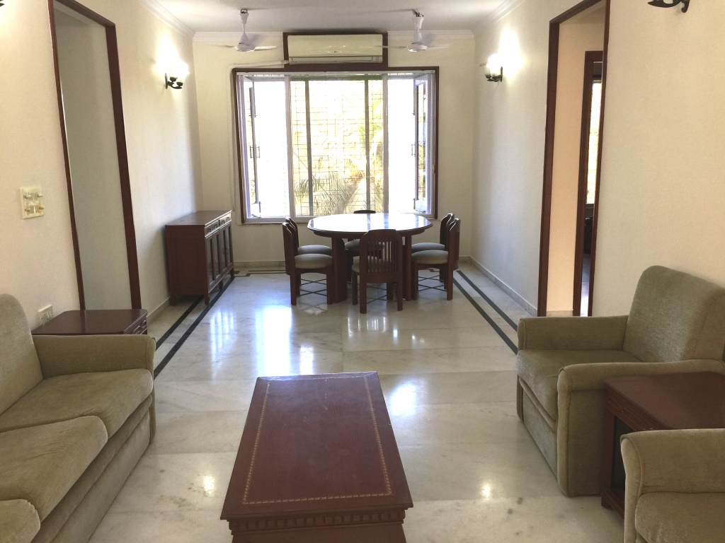 3 BHK Flats For Rent in Juhu