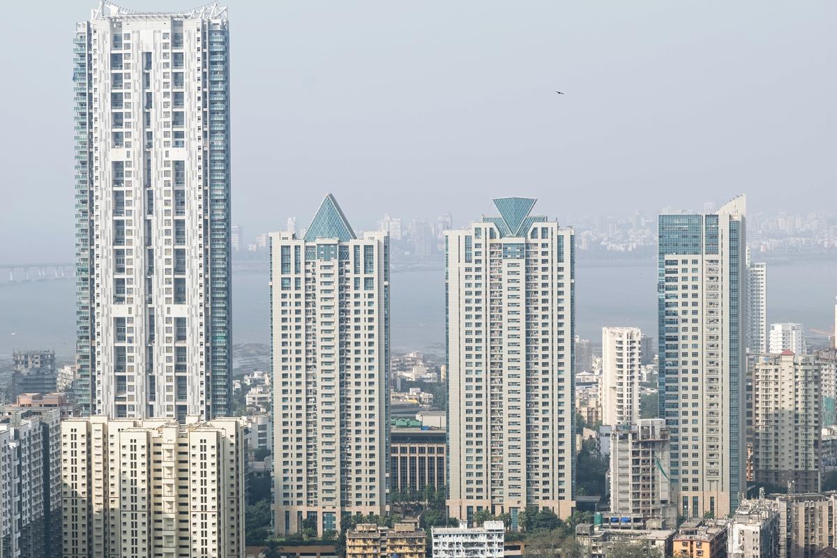 South Mumbai Highrise Views