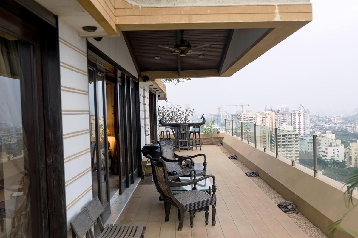 Penthouses in Dalamal Park