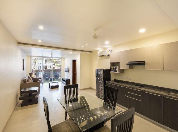 Apartments Flats Sale Baga Beach