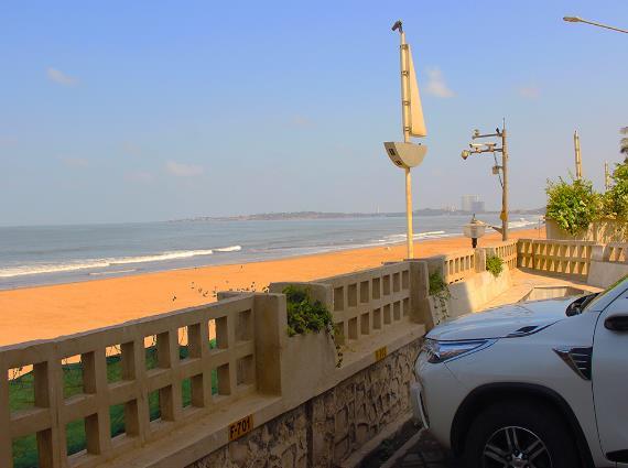 sea facing apartments Mumbai
