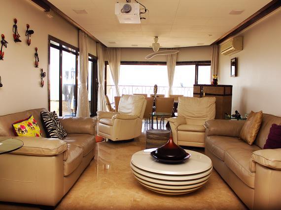 Apartments by The Sea Mumbai