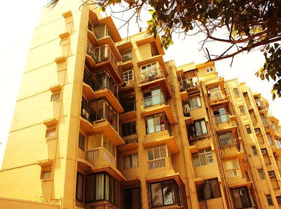 Riviera Apartments Juhu Beach Mumbai