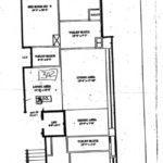 Walkeshwar Apartment Floorplan
