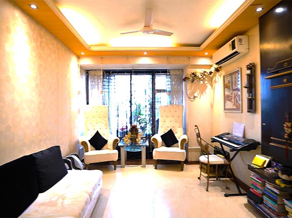 3 Bed Lokhandwala Andheri West