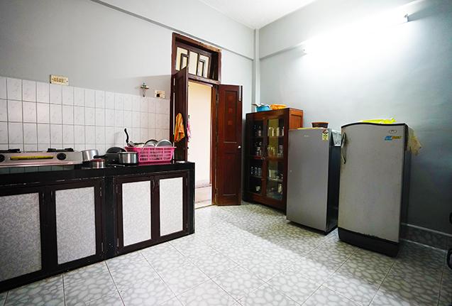 Kitchen in Art Deco Home