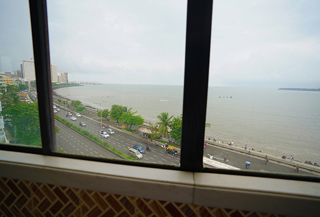Views of Marine Drive
