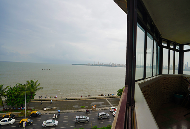 Sea View of Marine Drive