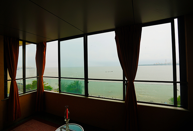 View of Arabian Sea