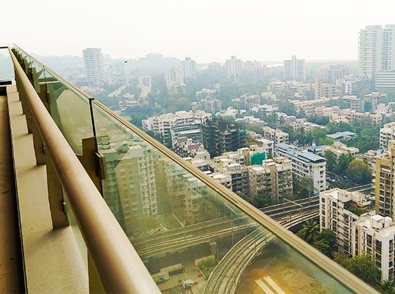 View from Parthenon Raiskaran