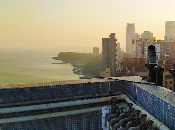 Malabar Hill Necklace View