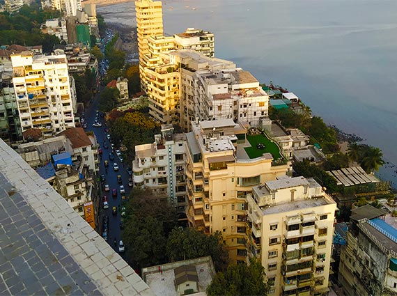 Best View of Malabar Hill