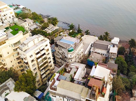 Malabar Hill Apartments Duplexes