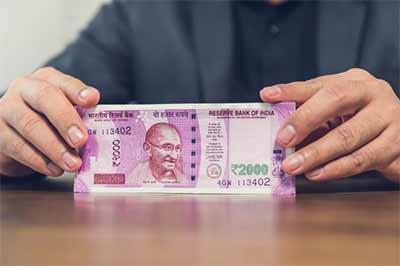 Falling Rupee Rising Dollar India
