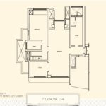 Kalpataru Heights Floorplan