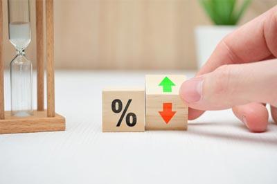 Interest rates property India