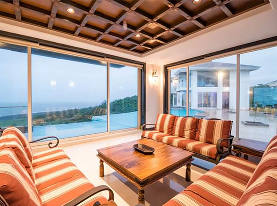 Luxury Villa Alibaug Beach