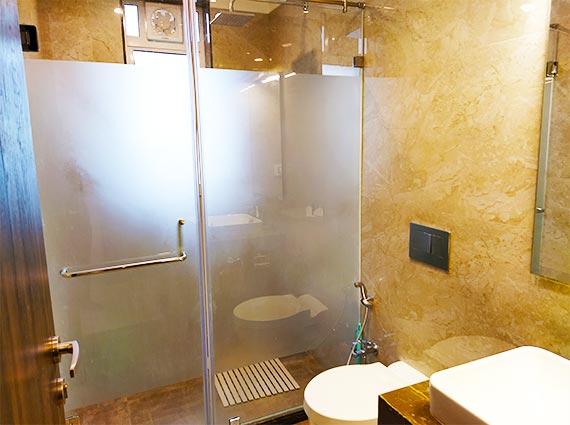 Luxury high end villas