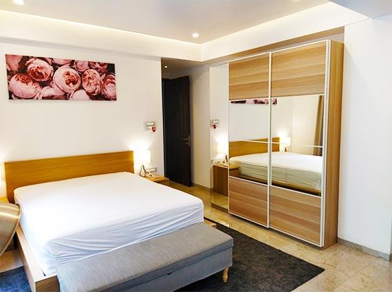 Brand New Bungalow Bedroom