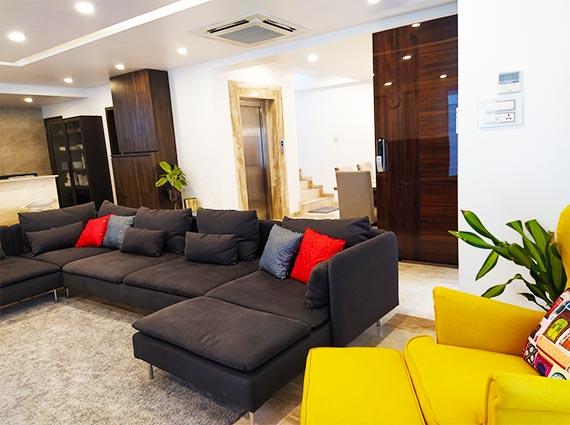 Furnished Bungalows Hall Area