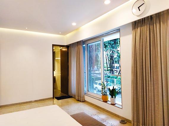 Furnished Villa Golden Beach Juhu