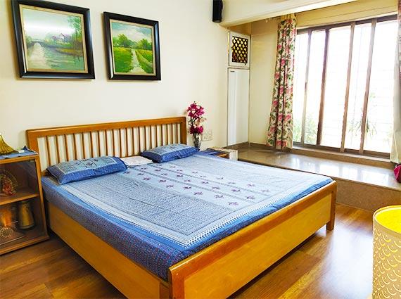 3 BHK Penthouse Upper Govind Nagar