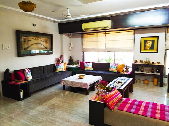 Beautifully Designed Penthouses Mumbai