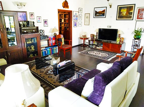 Fully Furnished Residence Sale Lavelle Road