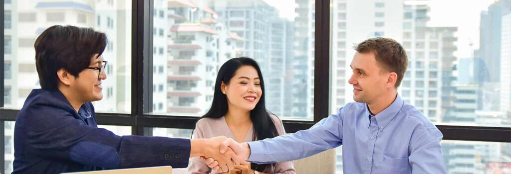Negotiating Buying Property India