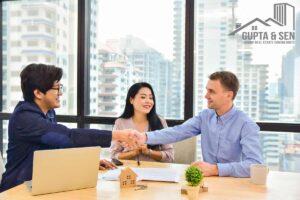 Negotiating Buying Property India
