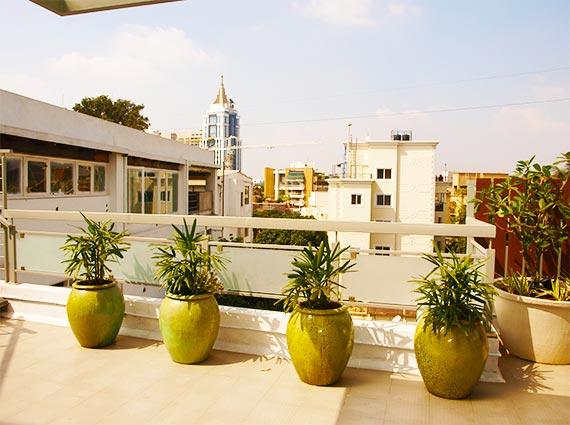 Large Terrace Penthouse
