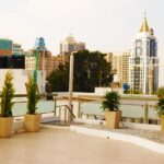 Penthouse Near UB city Bangalore