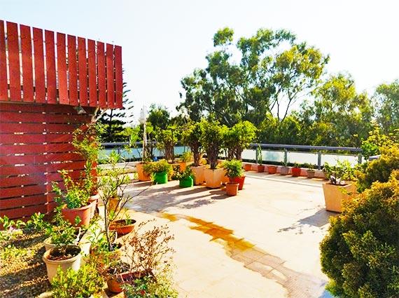 Penthouse with Terrace Bangalore