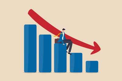 Property market downturn India