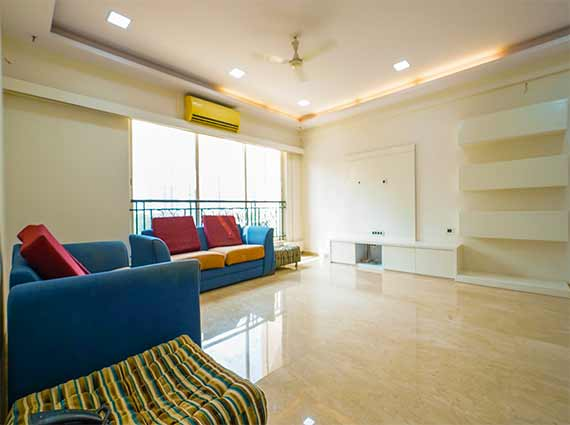 4 BHk Apartments Powai