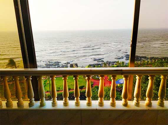 Sea Side Beach Front Homes South Mumbai