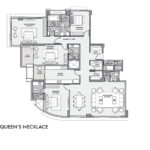 4 BHK Floor Plan Lodha Sea Mont