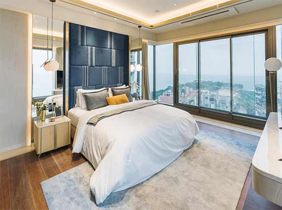 Luxury Seafront Homes South Mumbai