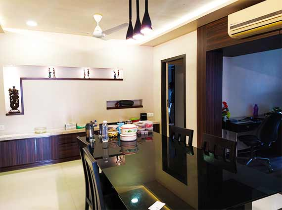 3 BHK fully Furnished Juhu Homes