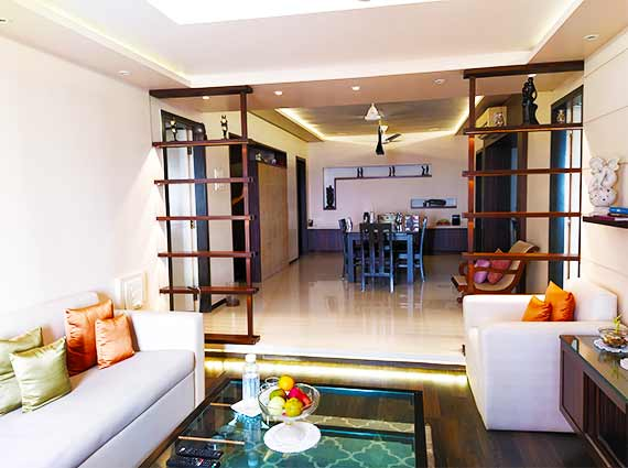 3 BHk Sea Facing Juhu Homes