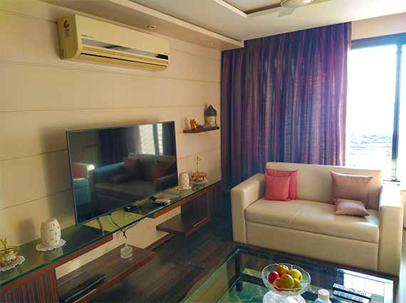 3 BHK Sea Facing Flats Juhu