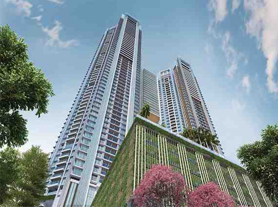 4 BHK Sea Facing Prabhadevi Apartments Sale