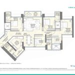 25 South 4 BHK Plan