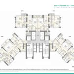 25 South South Tower Floorplan