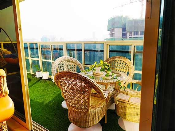 3 Bed Apartments DLH Enclave Andheri