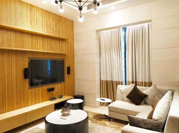 4 Bed Duplex Homes Lodha NCP Wadala