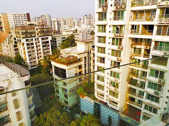 Duplex Apartments Bandra