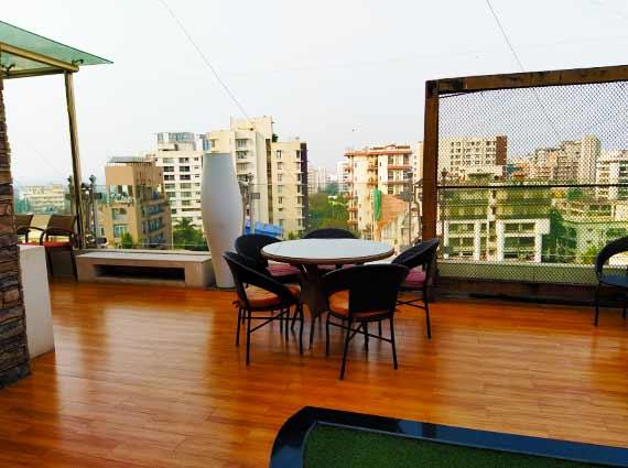 Triplex Penthouse Sale Khar